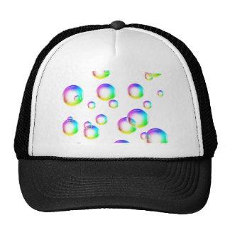 Bubbles - Rainbow Colors Cap
