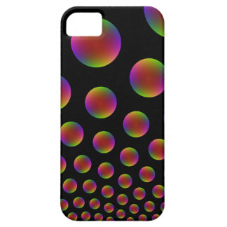 Bubbles Rising  iPhone 5 case