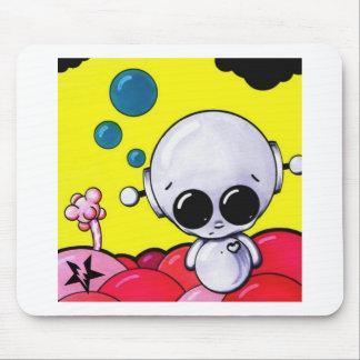 bubbles will kill mouse pad
