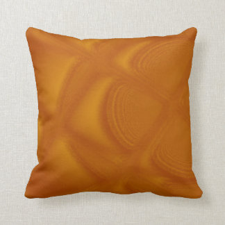 Bubbling Amber Throw Pillow Cushions