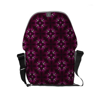 Bubbly Gasp Messenger Bag