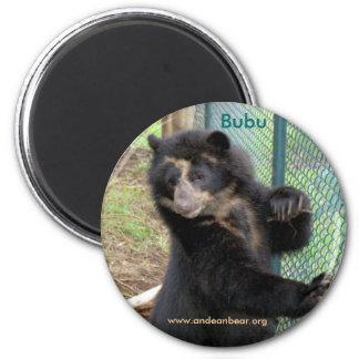 Bubu Andean Bear Magnet