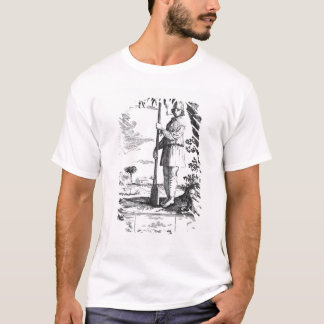 Buccaneer in the West Indies, 1686 T-Shirt