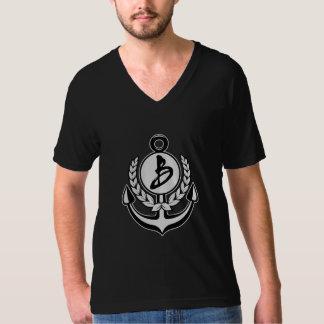 Buccelli Anchor B Logo T Shirt