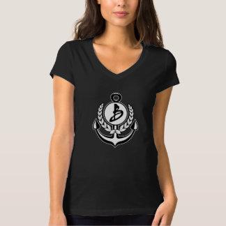Buccelli Anchor B Logo Tshirt