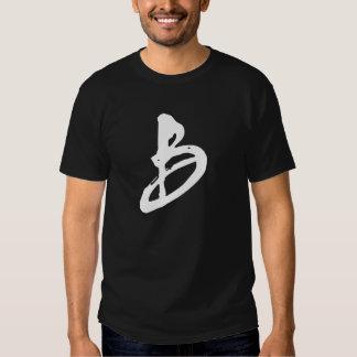 Buccelli B Logo White Tshirt