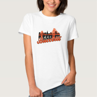 Buccelli City by the Bay T-shirts