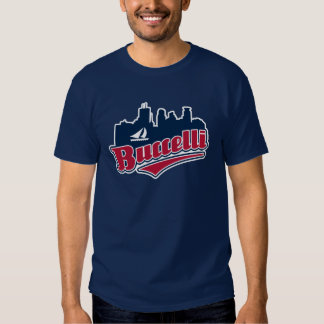 Buccelli City of Lakes Tee Shirt