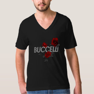 Buccelli Roses Tshirts