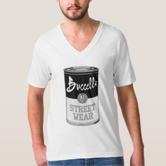 Buccelli Soup Can T Shirt