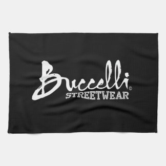 Buccelli Streetwear Tea Towel