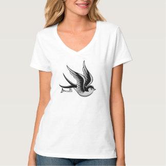 Buccelli Swallow black T-Shirt