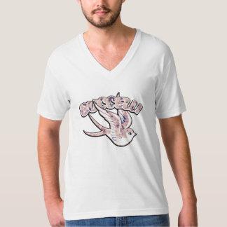 Buccelli Swallow Tshirt