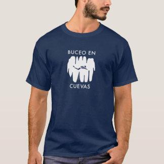 Buceo en cuevas!  Cave diving in the Yucatán! T-Shirt