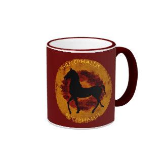 Bucephalus gifts ringer coffee mug