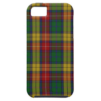 Buchanan Clan Family Tartan iPhone 5 Covers