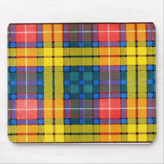 BUCHANAN FAMILY TARTAN MOUSE MAT