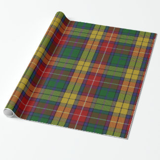 Buchanan Tartan Wrapping Paper