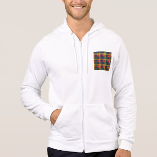 Buchanon clan Plaid Scottish tartan Hoodie