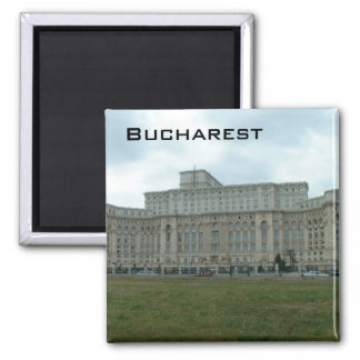 Bucharest Magnet