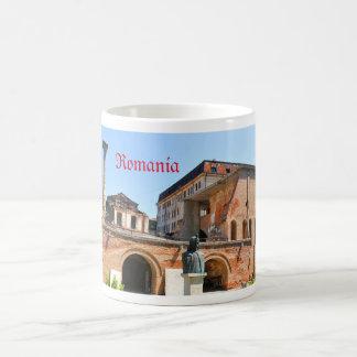 Bucharest, Romania Coffee Mug