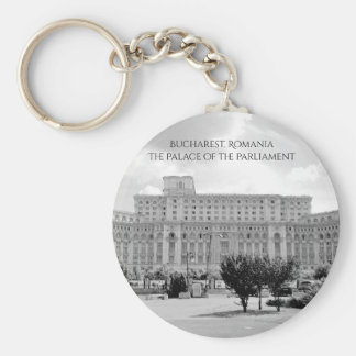 Bucharest, Romania Key Ring