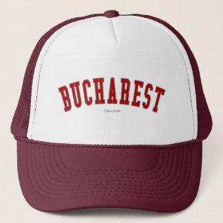 Bucharest Trucker Hat