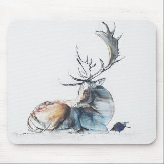 Buck and Bird 2006 Mouse Pad
