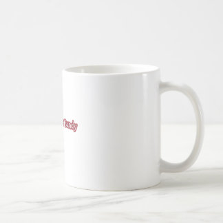 Buck Basic White Mug
