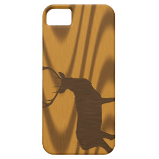 Buck Deer Image on iPhone 5 Case