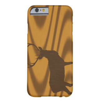 Buck Deer Image on iPhone 6 case Barely There iPhone 6 Case