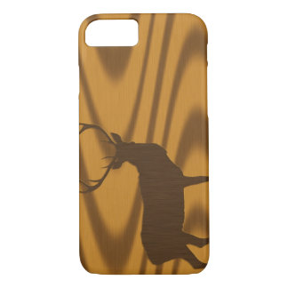 Buck Deer Image on iPhone 7 case