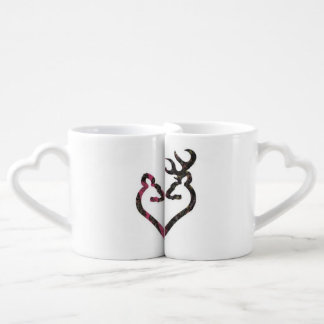 Buck & Doe Coffee Mug Set