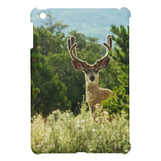 Buck Emerging From the Woods Case For The iPad Mini