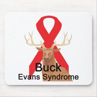 Buck Evans-Syndrome Mousepad