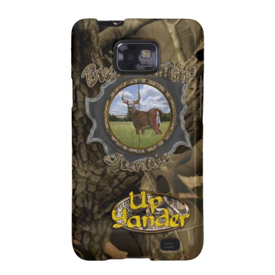 Buck Huntin' Junkie Galaxy S2 Cases