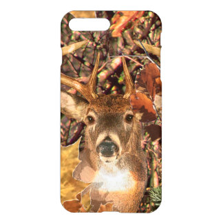 Buck in Camo White Tail Deer iPhone 8 Plus/7 Plus Case