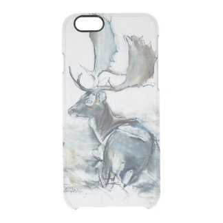 Buck in the Grass 2006 Clear iPhone 6/6S Case