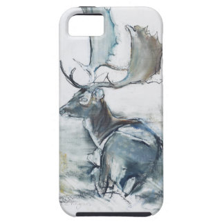 Buck in the Grass 2006 Tough iPhone 5 Case