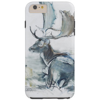 Buck in the Grass 2006 Tough iPhone 6 Plus Case