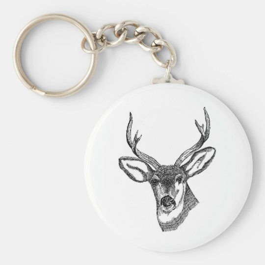 Buck Key chain