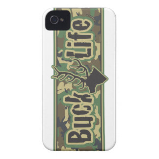 Buck Life Designs for your Iphone case! iPhone 4 Cover