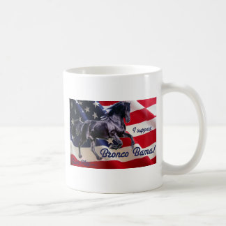 Buck Mitt— I Support Bronco Bama! Mugs