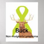 Buck Non-Hodgkin'S-Lymphoma Poster