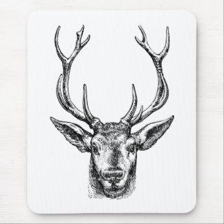Buck of a Deer Mouse Mat
