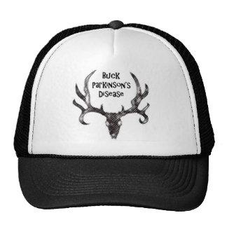 Buck Parkinson's Disease Cap