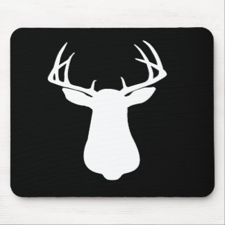 BUCK SILLHOUETTE MOUSE PAD