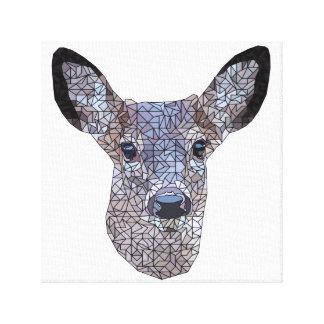 Buck the Deer Canvas Print