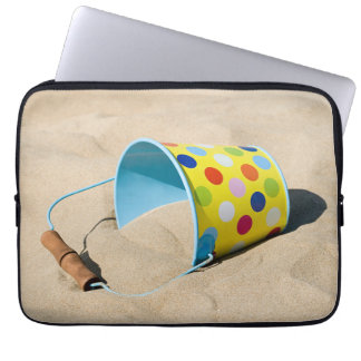 Bucket And Sand Laptop Sleeve