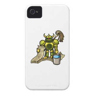 Bucket Knight Case-Mate iPhone 4 Cases